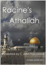 racine athaliah translation book cover