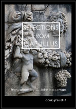 catullus translation book cover