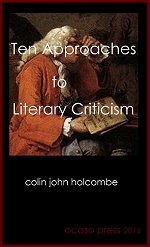 types of literary criticism book cover