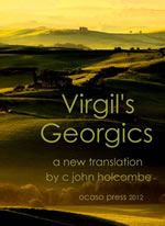 virgil georgics translation book cover