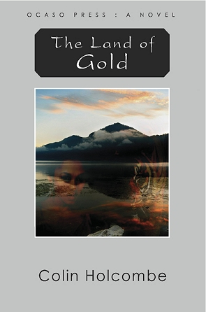 land of gold novel book cover