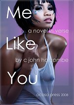 me like you poem book cover