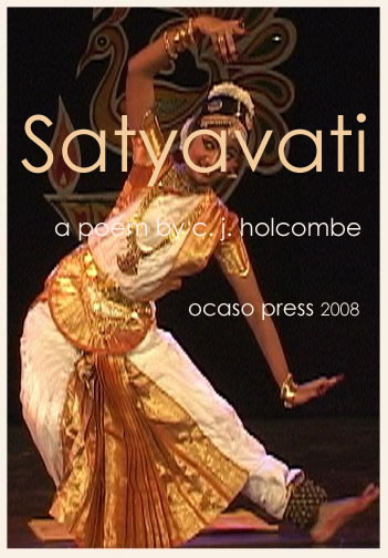 satyavati poem book cover
