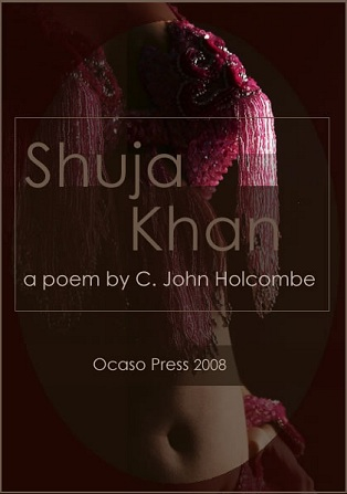 shuja khan poem book cover