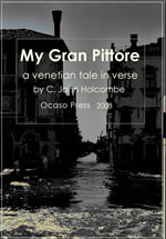 my gran pittore poem book cover
