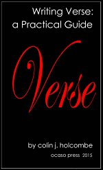 writing verse book cover